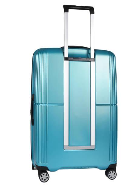 Valise Rigide Orfeo Samsonite Bleu orfeo CC4002 vue secondaire 5