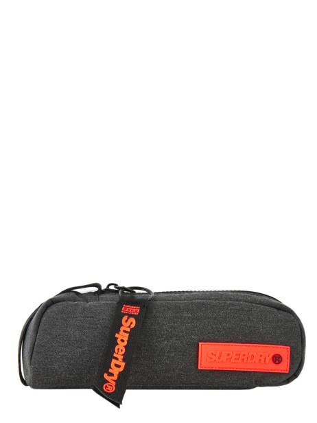 Pennenzak 1 Compartiment Superdry Grijs accessories men M98130MU