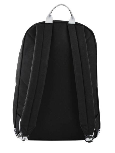 Sac à Dos Hayden 2 Compartiments Superdry Noir backpack woomen G91903MT vue secondaire 3