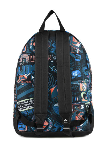 Rugzak 1 Compartiment Quiksilver Blauw youth access QBBP3037 ander zicht 3