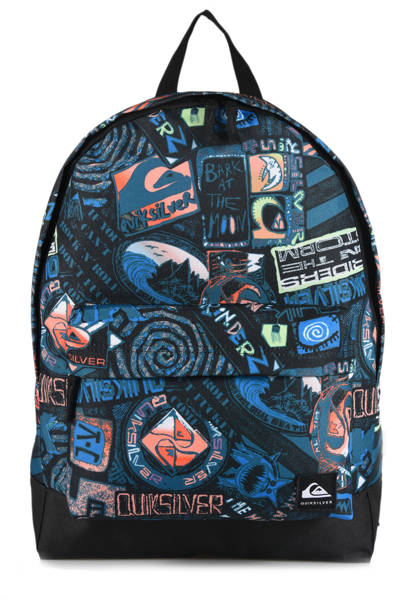 Rugzak 1 Compartiment Quiksilver Blauw youth access QBBP3037