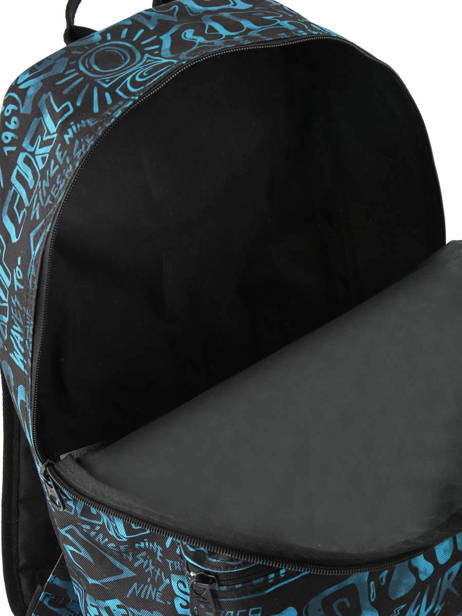 Rugzak 1 Compartiment Met Bijhorende Pennenzak Rip curl Blauw frame deal BBPNX4 ander zicht 5