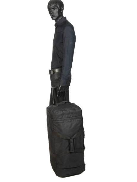 Reistas Authentic Luggage Eastpak Zwart authentic luggage K32E ander zicht 3