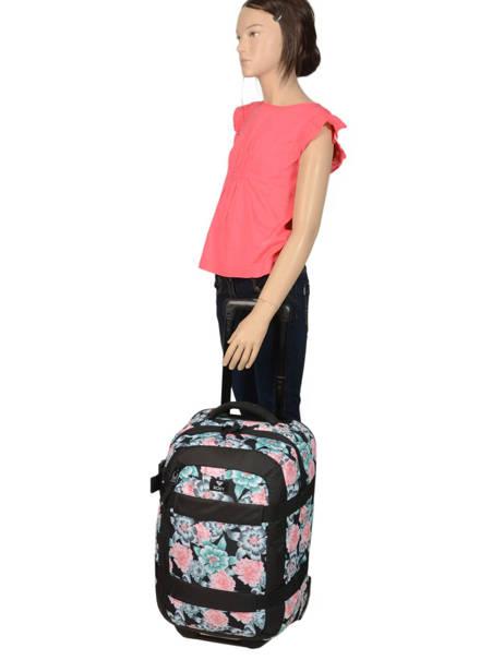 Reistas Voor Cabine Wheelie Roxy Zwart luggage RJBL3167 ander zicht 3