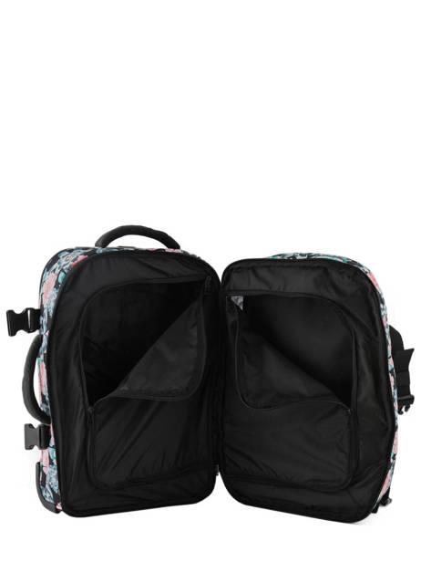 Reistas Voor Cabine Wheelie Roxy Zwart luggage RJBL3167 ander zicht 5