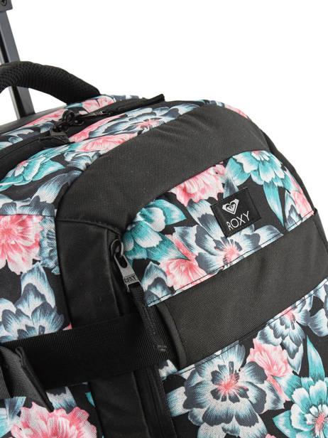 Reistas Voor Cabine Wheelie Roxy Zwart luggage RJBL3167 ander zicht 2