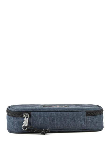 Trousse Oval Eastpak Bleu authentic K717 vue secondaire 2