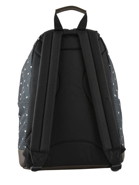 Sac à Dos Wyoming Eastpak Noir authentic K811 vue secondaire 3