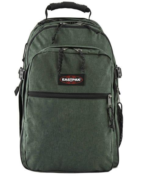 Sac à Dos Tutor + Pc 15'' Eastpak Vert authentic K955