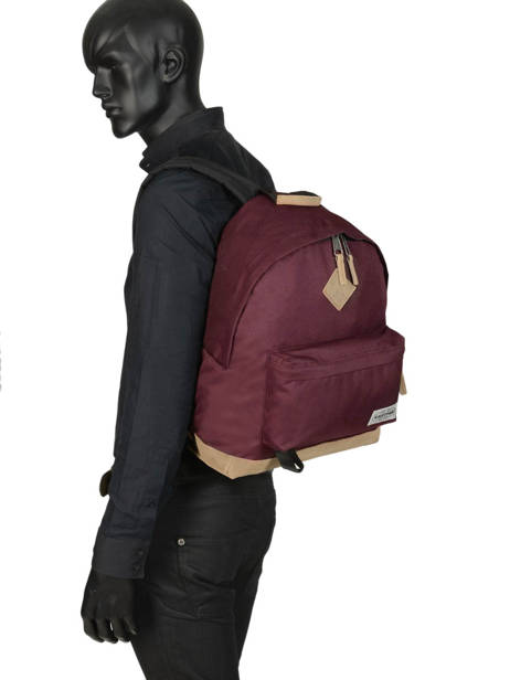 Rugzak Wyoming Into The Out Eastpak Violet into the out K811INTO ander zicht 2