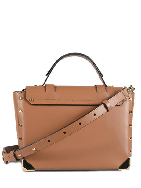 Sac Bandoulière Manhattan Cuir Michael kors Marron manhattan T9GNCS6L vue secondaire 3