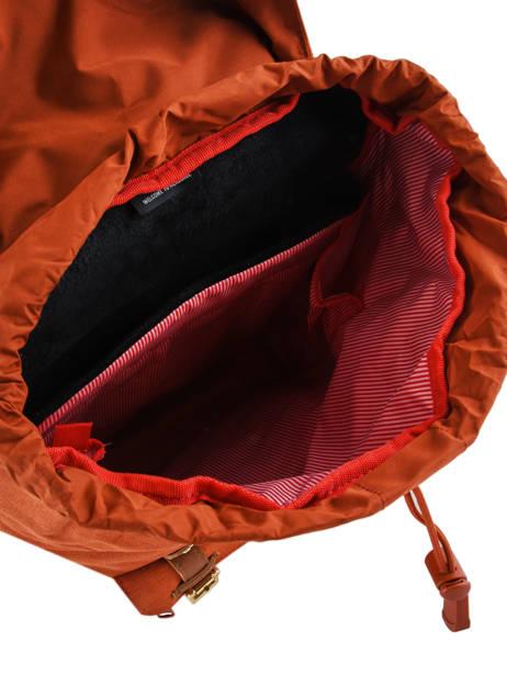 Sac à Dos 1 Compartiment + Pc 13'' Herschel Orange classics 10020 vue secondaire 5