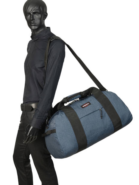 Sac De Voyage Authentic Luggage Eastpak Bleu authentic luggage Station: K070 vue secondaire 2