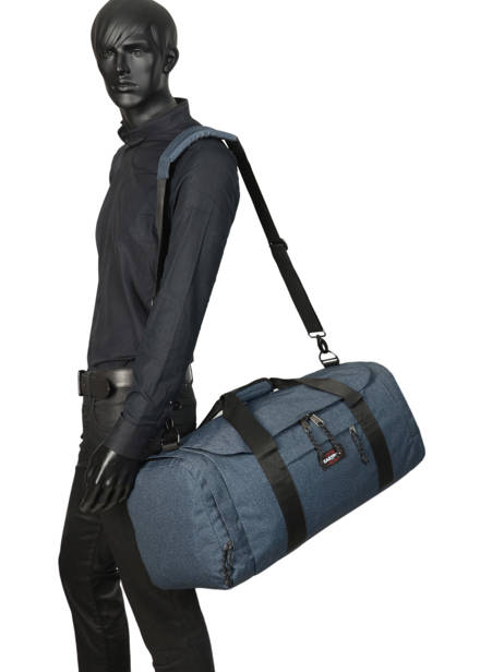 Sac De Voyage Pbg Authentic Luggage Eastpak Bleu pbg authentic luggage PBGK11B vue secondaire 2