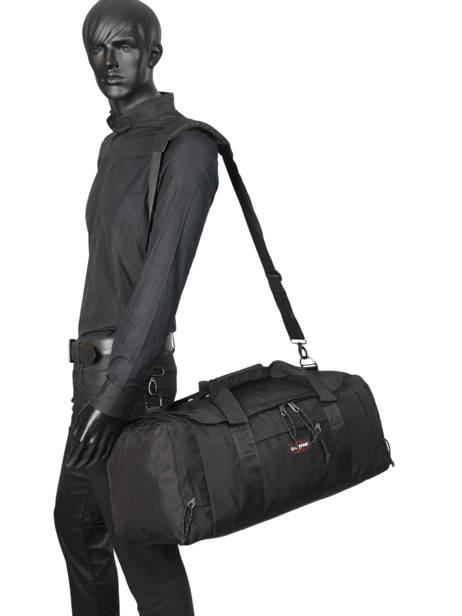 Reistas Pbg Authentic Luggage Eastpak Zwart pbg authentic luggage PBGK11B ander zicht 2