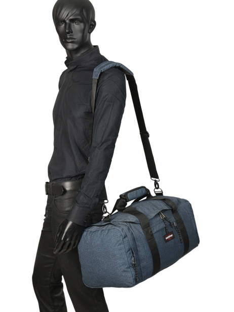 Sac De Voyage Cabine Pbg Authentic Luggage Eastpak Bleu pbg authentic luggage PBGK10B vue secondaire 2