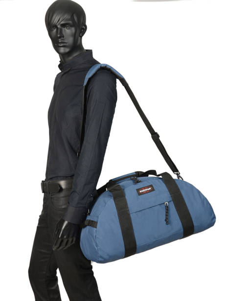 Sac De Voyage Pbg Authentic Luggage Eastpak Bleu pbg authentic luggage PBGK735 vue secondaire 2