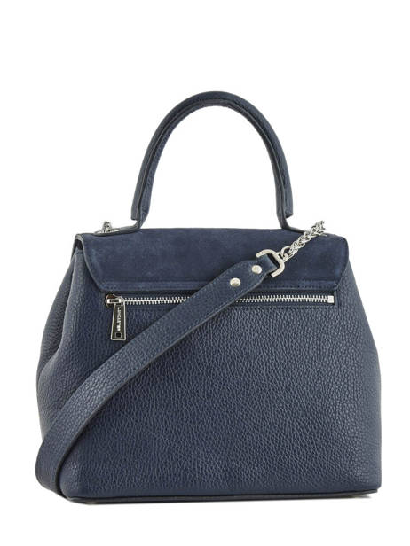 Cross Body Tas Foulonne Pia Lancaster Blauw foulonne pia 547-37 ander zicht 3