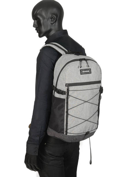 Sac à Dos 1 Compartiment + Pc 15'' Dakine Gris wonder 10002627 vue secondaire 2
