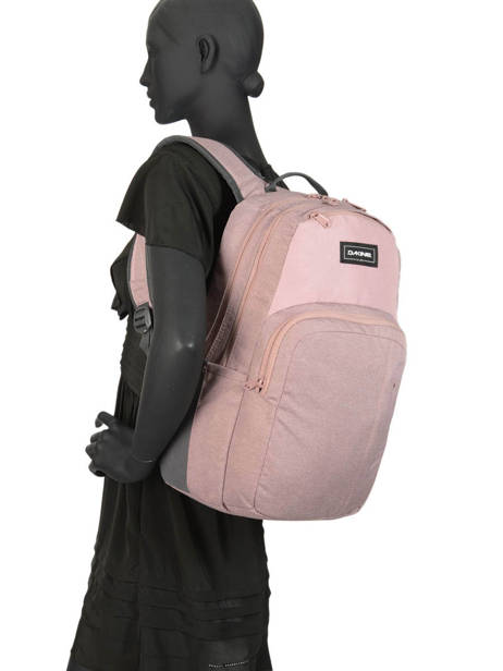 Sac à Dos 2 Compartiments + Pc 15'' Dakine Rose campus 10002634 vue secondaire 2