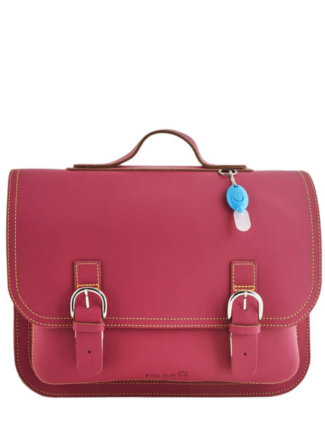 Cartable 2 Compartiments Own stuff Rose satchel OS048