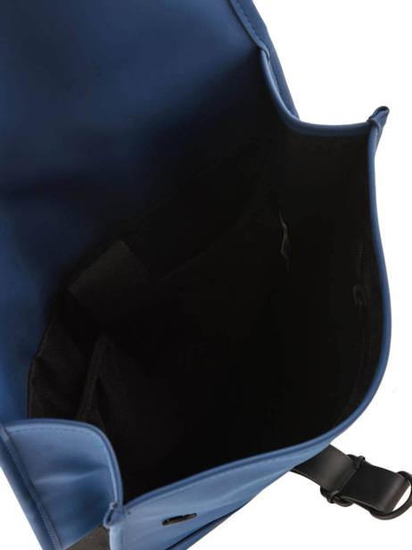 Sac à Dos Business 1 Compartiment + Pc 13'' Rains Bleu boston 1280 vue secondaire 4