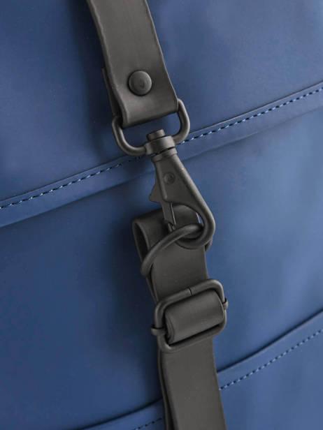 Sac à Dos Business 1 Compartiment + Pc 13'' Rains Bleu boston 1280 vue secondaire 1