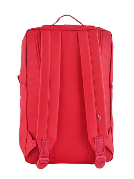 Sac à Dos 1 Compartiment + Pc 15'' Levi's Rouge l pack 230870 vue secondaire 3
