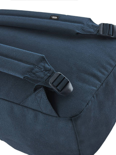 Sac A Dos 1 Compartiment + Pc 15'' Vans Bleu backpack men VN0A3HCB vue secondaire 1