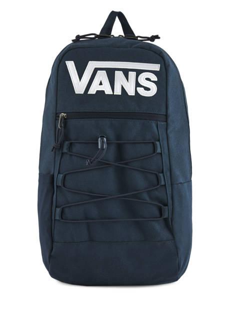 Sac A Dos 1 Compartiment + Pc 15'' Vans Bleu backpack men VN0A3HCB