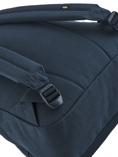 Rugzak 1 Compartiment + Pc 15'' Vans Blauw backpack men VN0A3I6R ander zicht 1