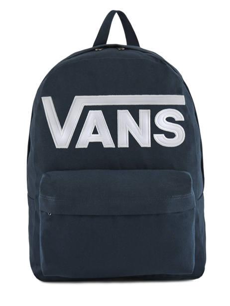 Rugzak 1 Compartiment + Pc 15'' Vans Blauw backpack men VN0A3I6R