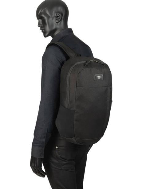Sac à Dos Disorder 1 Compartiment + Pc 15'' Vans Noir backpack men VN0A3I68 vue secondaire 2