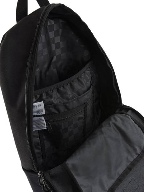 Rugzak Disorder 1 Compartiment + Pc 15'' Vans Zwart backpack men VN0A3I68 ander zicht 4