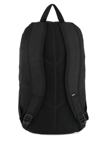 Sac à Dos Disorder 1 Compartiment + Pc 15'' Vans Noir backpack men VN0A3I68 vue secondaire 3