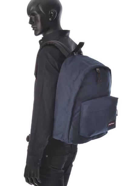Sac à Dos Out Of Office + Pc 15'' Eastpak Bleu authentic K767 vue secondaire 2