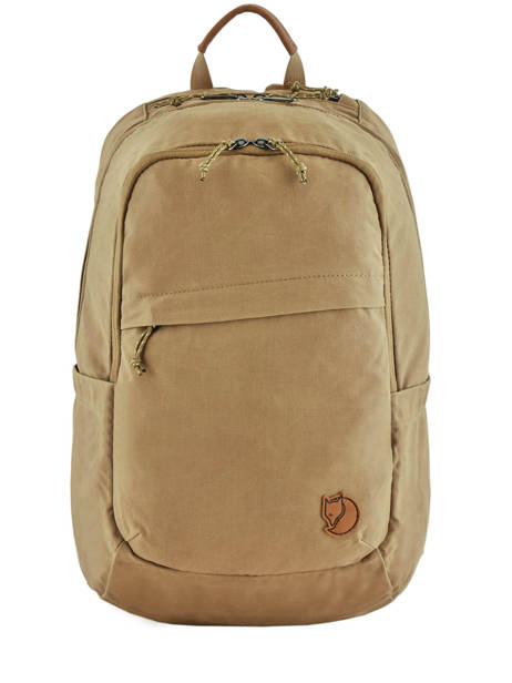 Rugzak 1 Compartiment + Pc 15'' Fjallraven Beige raven 26051