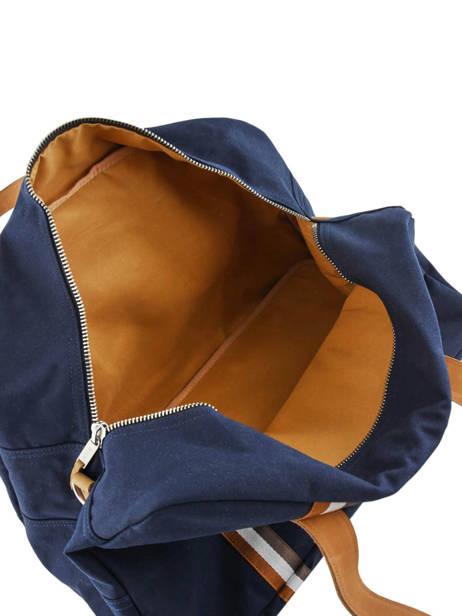 Reistas Cotton Faguo Blauw cotton 19LU0147 ander zicht 4