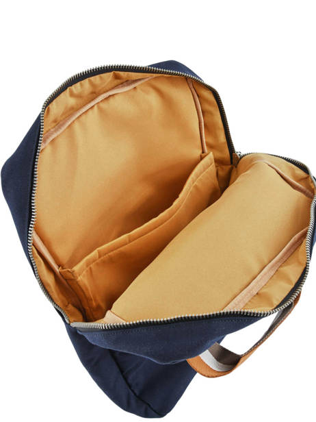Sac à Dos Urban Bag Cotton Faguo Bleu cotton 19LU0149 vue secondaire 5