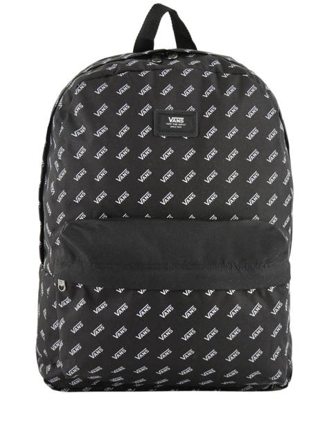 Sac à Dos 1 Compartiment + Pc 15'' Vans Noir backpack men VN0A3I6R