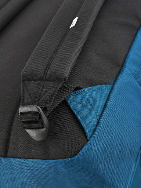 Sac à Dos 1 Compartiment + Pc 15'' Vans Noir backpack men VN0A3UI6 vue secondaire 1
