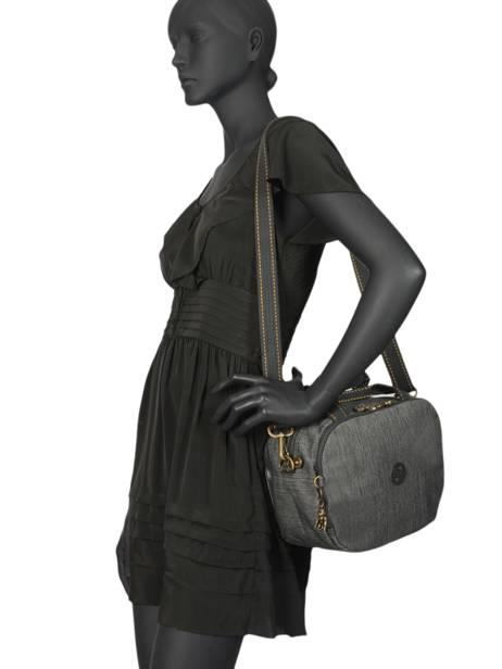 Beauty Case Kipling Zwart basic+travel 14922 ander zicht 1