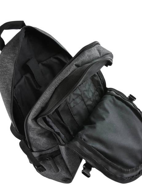 Sac à Dos 2 Compartiments + Pc 15'' Superdry Gris backpack men M9100010 vue secondaire 4