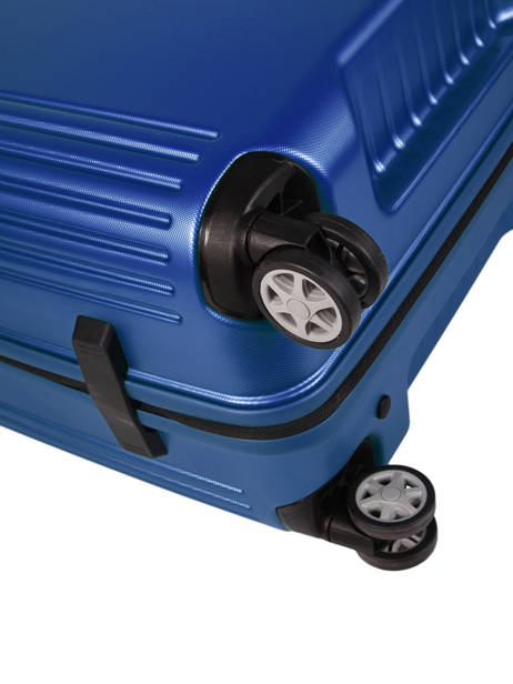 Valise Rigide Orfeo Samsonite Bleu orfeo CC4003 vue secondaire 3