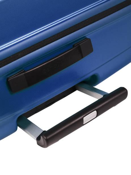 Valise Rigide Orfeo Samsonite Bleu orfeo CC4003 vue secondaire 1
