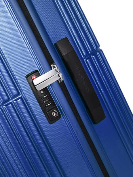 Valise Rigide Orfeo Samsonite Bleu orfeo CC4003 vue secondaire 2