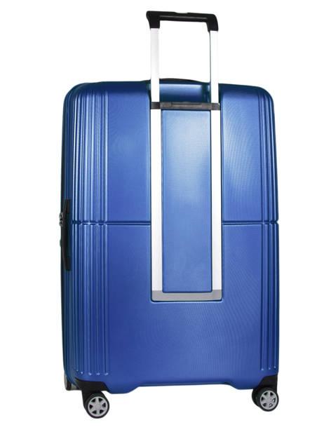 Valise Rigide Orfeo Samsonite Bleu orfeo CC4003 vue secondaire 5
