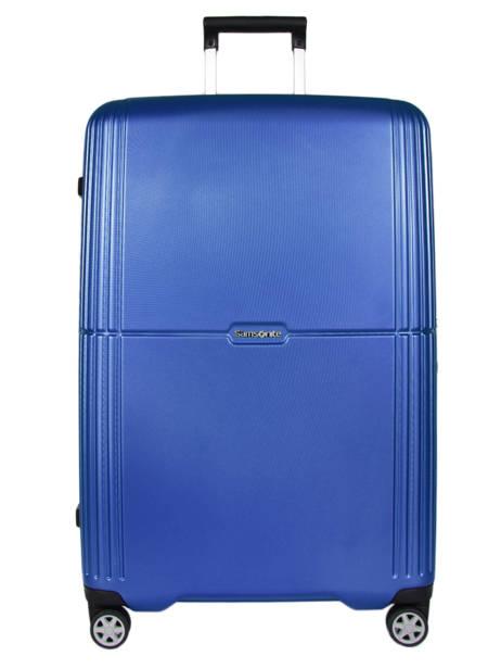 Valise Rigide Orfeo Samsonite Bleu orfeo CC4003
