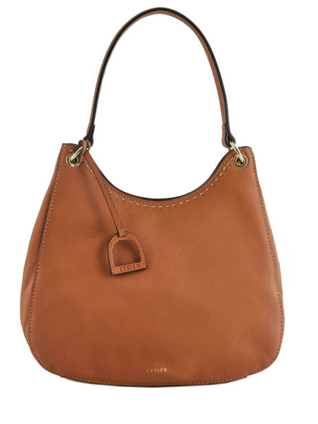Sac Besace Tradition Cuir Etrier Marron tradition EHER21