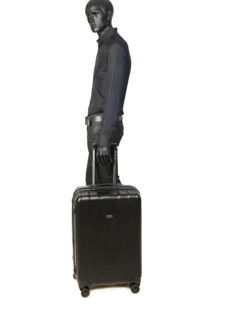Valise Rigide Extensible Tanoma Jump Noir tanoma 3194EX vue secondaire 3